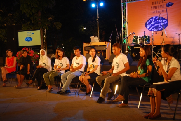 Mekong Youth Panel Discussion